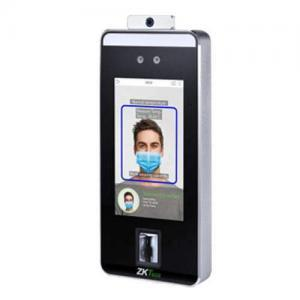 ZK V5 TD - Biometrický terminál na rozpoznávání obličeje s měřením teploty